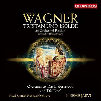 R. Wagner - Wagner: Tristan Und Isolde, een orkestrale passie [SACD] USA importeren