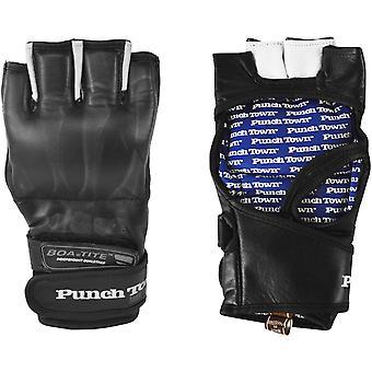 PunchTown KARPAL eX TAT2 handsker - sort