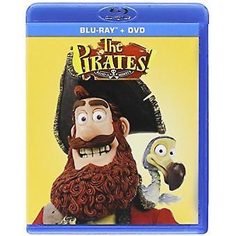 Merirosvot: Yhtye Misfits [Blu-ray] USA tuonti