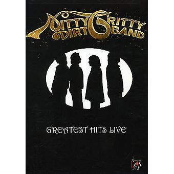 Nitty Gritty Dirt Band - Greatest Hits Live [DVD] USA import