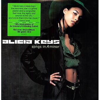Alicia Keys - Songs in a Minor [Vinyl] USA import