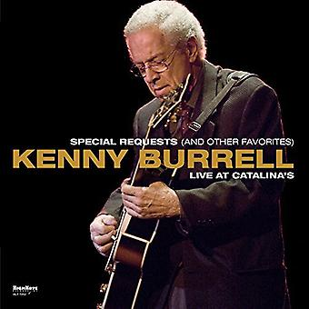 Kenny Burrell - Special Request (and Other Favorites) [Vinyl] USA import