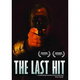 Last Hit [DVD] USA import