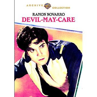 Djævel kan pleje [DVD] USA importerer