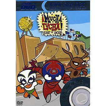 Mucha Lucha-Heart of Lucha [DVD] USA import