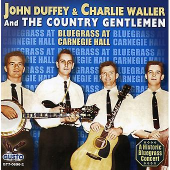 Country Gentlemen - Bluegrass at Carnegie Hall [CD] USA import