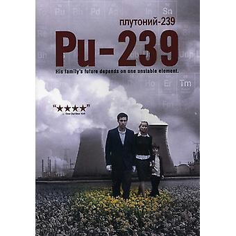 Pu-239 [DVD] USA import