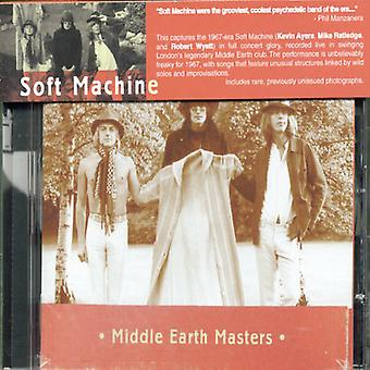 Soft Machine - Middle Earth Masters [CD] USA import