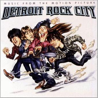 Various Artists - importer des USA de Detroit Rock City [CD]