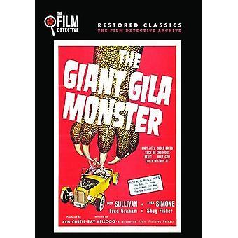 Giant Gila Monster [DVD] USA import