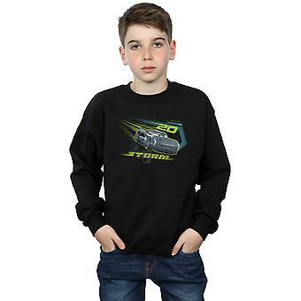 Disney ragazzi auto Storm Jackson Sweatshirt