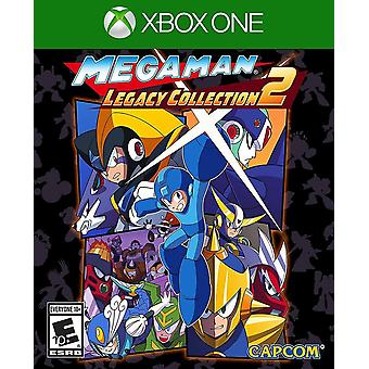 Mega Man Legacy Collection 2 Xbox One spielen
