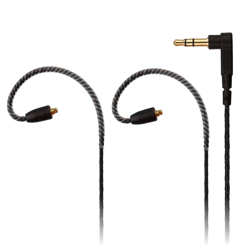 REYTID Replacement 5N Audio Cable Compatible with Sony XBA-N1AP HD Earphones MMCX Headphones - Compatible with iPhone and Android