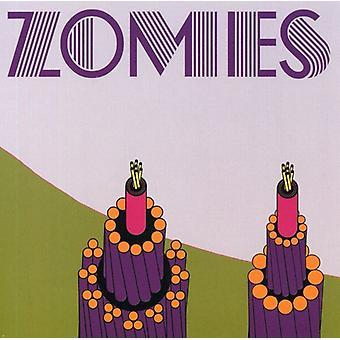 Zomes - Zomes [CD] USA import