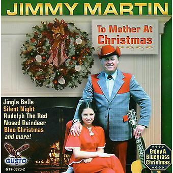 Jimmy Martin - To Mother at Christmas [CD] USA import
