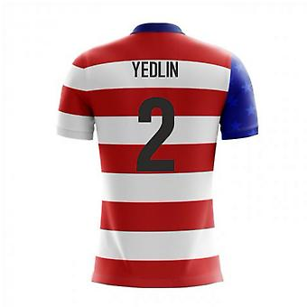 2020-2021 USA Airo Concept Home Shirt (Yedlin 2)