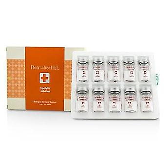 Dermaheal ll-Lipolytische oplossing (biologisch gesteriliseerde oplossing)-10x5ml/0.17 Oz
