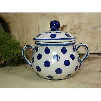 Sugar Bowl, height 10 cm, Ø 12 cm, tradition 24 - ceramic tableware - BSN 22012