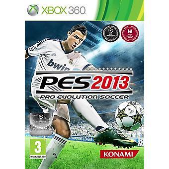 Pro Evolution Soccer 2013 (Xbox 360) - Nouveau