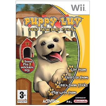 Puppy Love (Wii)-fabriek verzegeld