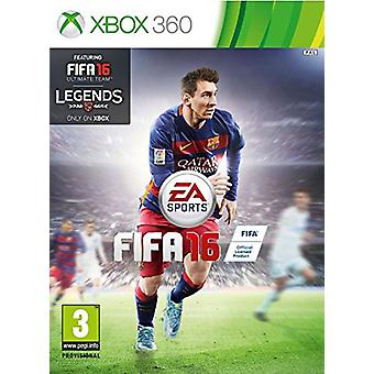 FIFA 16 (Xbox 360) - New
