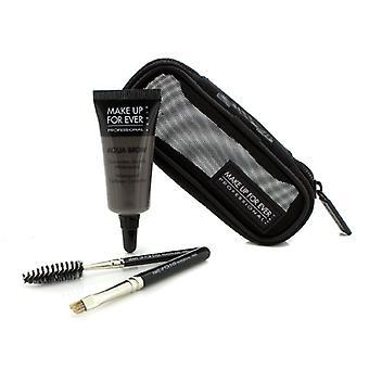 Make up pentru Ever Aqua Brow Kit-#35 Taupe-7ml/0.23 Oz