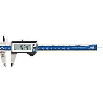 HELIOS PREISSER DIGI-MET 1326416 Digitale Schuifmaat 150 mm IP67
