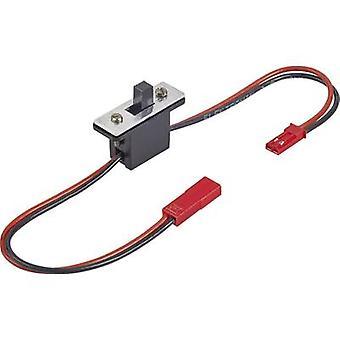 Standaard on/off switch harnas [1 x BEC plug - 1 x BEC-socket] 0.50 mm² Modelcraft