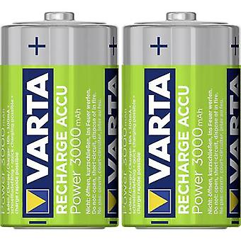 Varta Ready2Use HR20 D battery (rechargeable) NiMH 3000 mAh 1.2 V 2 pc(s)