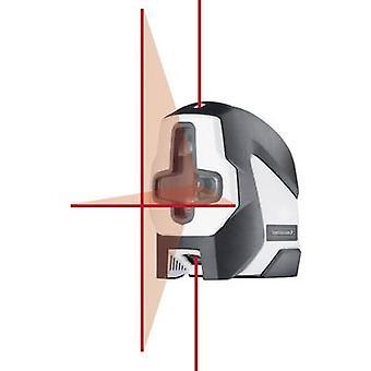 Laserliner SuperCross Laser 2P Cross line laser Self-levelling Range (max.): 30 m