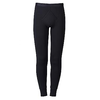 Jockey moderne Front Y thermique Long John Black
