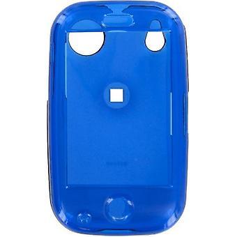 Pack 5 - Solutions sans fil Snap-On avec étui pour Palm Pre Plus - bleu