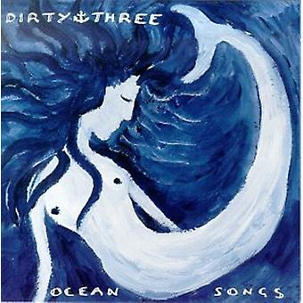 Dirty Three - importation USA Ocean Songs [CD]
