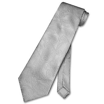 COVONA NeckTie Solid Paisley Design Men's Neck Tie