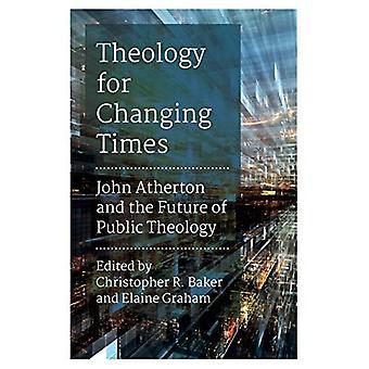 Teologi för att ändra tider: John Atherton och framtidens offentliga teologi