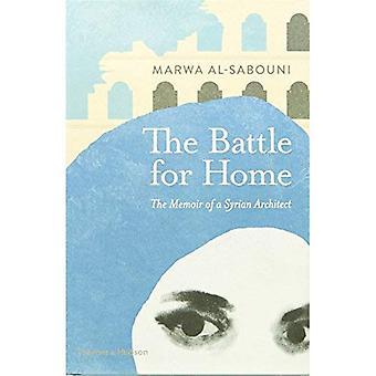 Kampen om hjem: biografi om en syrisk arkitekt
