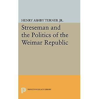 Streseman e a política da República de Weimar (biblioteca do legado de Princeton)