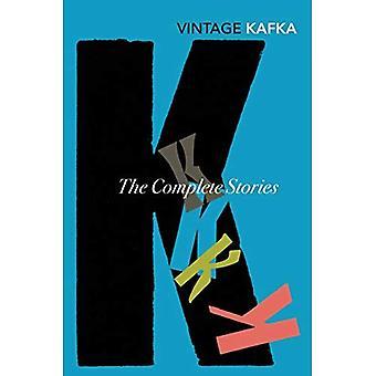 De kompletta novellerna (Vintage klassiker)