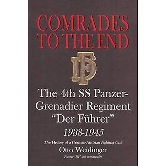Towarzysze do końca: 4 SS Panzer-grenadier Regiment