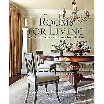 Habitaciones para vivir: un estilo para hoy con cosas del pasado