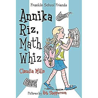 Annika Riz, Mathematikgenie (Franklin Schulfreunde)