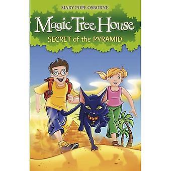 De Magic Tree House 3: Geheim van de piramide (Magic Tree House)