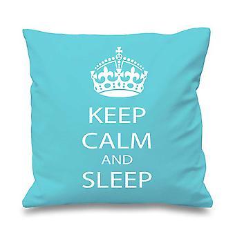 غطاء وسادة أكوا الحفاظ على الهدوء والنوم 16