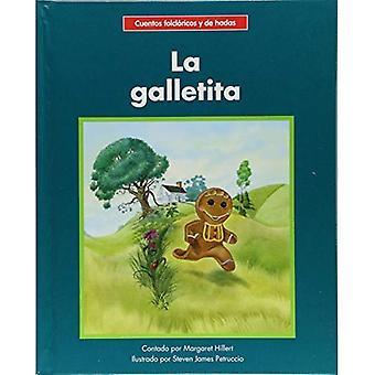 La Galletita (början-till-läsa, spanska sagor & Folklore)