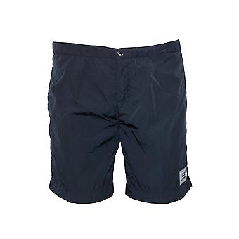 C.P. Company Navy Blue Chrome Swim Short (en)