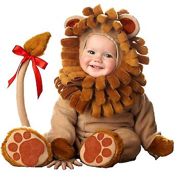 Amazing Lion Toddler Costume
