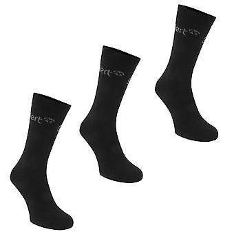 Gelert Mens 3pk Thermal Socks