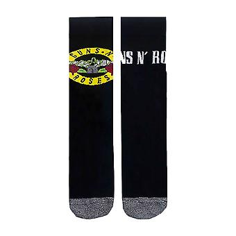 Men's Guns N' Roses Crew Socks - One Size