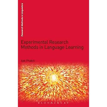 Experimental Research Methods in Language Learning by Aek Phakiti - 9