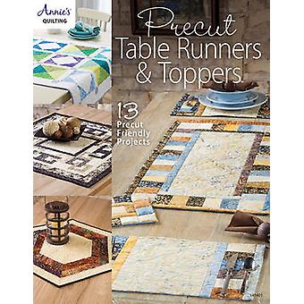 Precut Table Runners & Toppers - 13 Precut Friendly Projects - 978